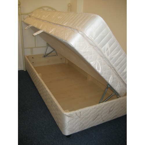 Storage divan beds give you the extra space your apartment for Divan with storage