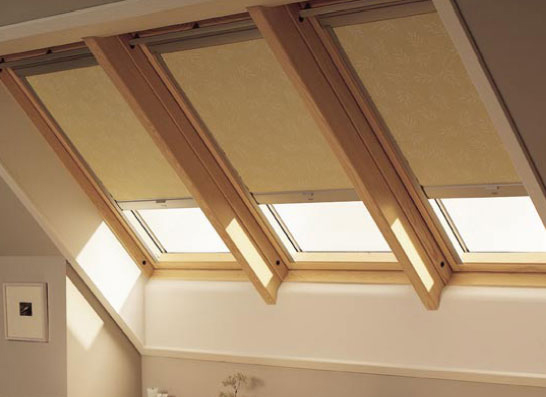 Window blinds furniture tips for Velux window shades