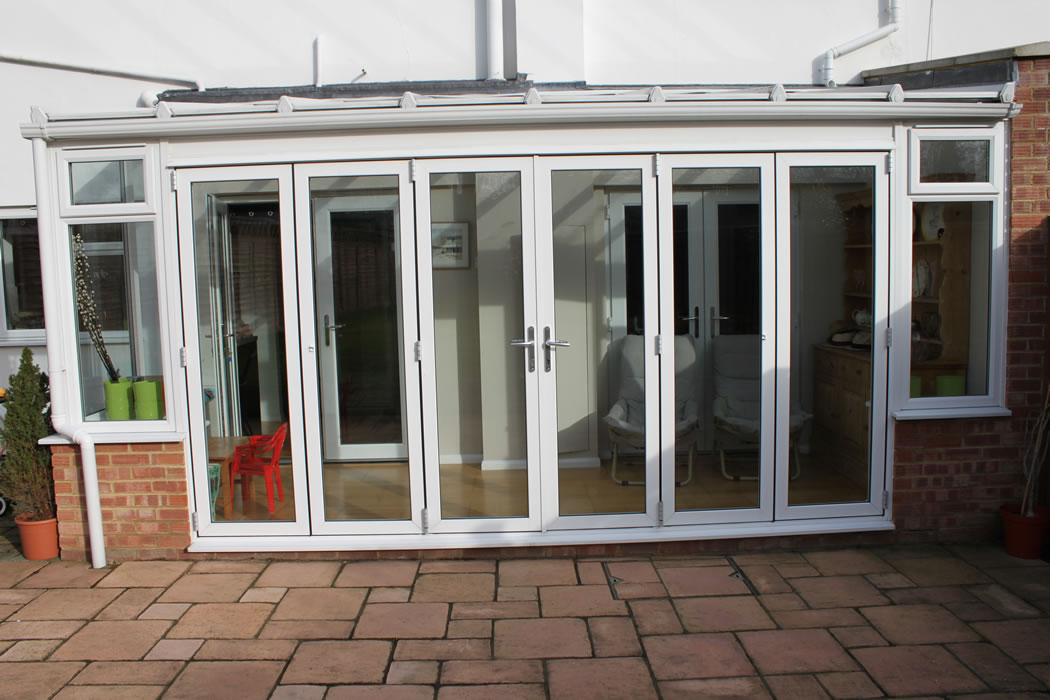 Bi Fold Doors Help You Separate Your Conservatory From The Rest Furniture Tips