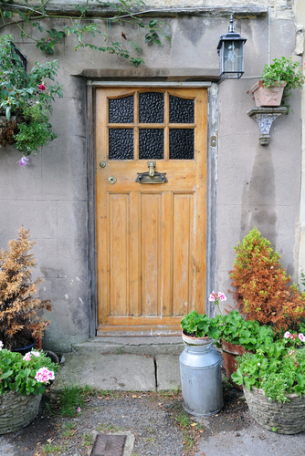 rustic-oak-door